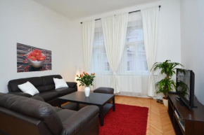 Отель Amadeus Prague Apartments  Прага
