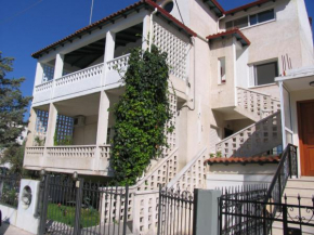 Отель STATHIS VILLA-APARTMENTS  Агиос Константинос