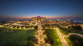Emirates Palace Hotel  Абу-Даби