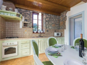 Отель Two-Bedroom Holiday Home in Nedescina  Недешкина
