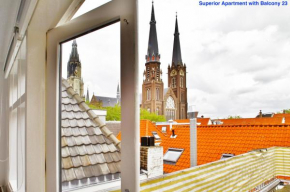 Luxury Apartments Delft III Flower Market  Делфт