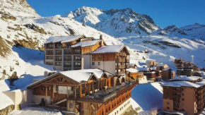 Гостиница Hotel Koh-I Nor Val Thorens  Валь-Торанс