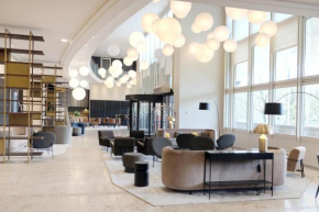 Гостиница Lyon Marriott Hotel Cité Internationale  Лион