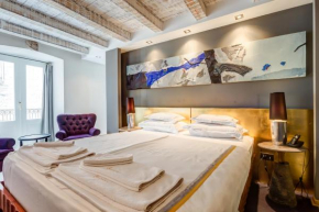 Отель Boutique Hotel Hippocampus  Котор