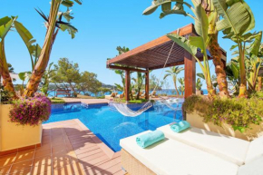 Отель Iberostar Suites Hotel Jardín del Sol - Adults Only  Санта Понса