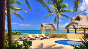 Гостиница Costa Maya Villas Luxury Condos  Махауаль
