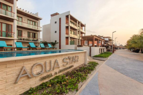 Гостиница Aqua Star Hotel and Apartments by Koox Luxury Collection  Махауаль