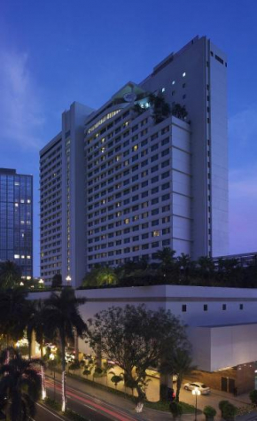 Гостиница New World Makati Hotel, Manila  Манила