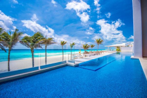 Гостиница Gran Caribe All Inclusive - Panama Jack Resorts Cancun  Канку́н