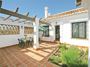 One-Bedroom Holiday home Pizarra Malaga with a Fireplace 09  Писарра