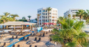 Отель Adams Beach Hotel Deluxe Wing - Adults only  Айа-Текла