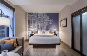 Cambria hotel & suites Chicago Loop/Theatre District  Чикаго