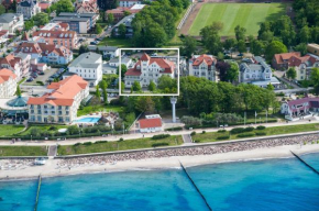 Отель Villa Astoria - Suiten am Meer  Кюлунгсборн