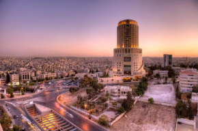 Отель Le Royal Amman  Amman