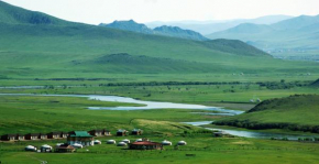 Отель Steppe Nomads Eco Resort at Gungaluut  Баяндэлгэр