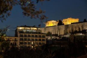 Отель The Athens Gate Hotel  Афины