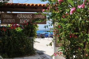 Apartments Korakakis Beach  Фоиникунта