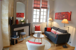 Гостиница Appartement Bordeaux Hyper Centre  Бордо