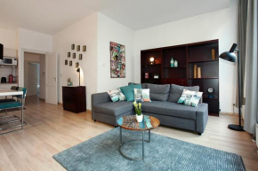 Stayci Serviced Apartments Grand Place  Centrum