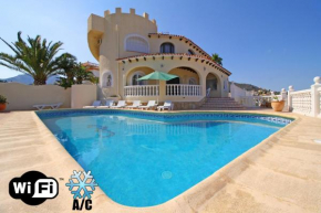 Гостиница Villas Costa Calpe - Castillo  Кальпе