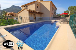 Отель Villas Costa Calpe - Pineda  Кальпе