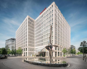 Отель Berlin Marriott Hotel  Берлин