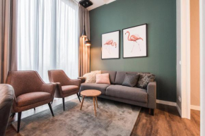 NDSM Serviced Apartments  Амстердам