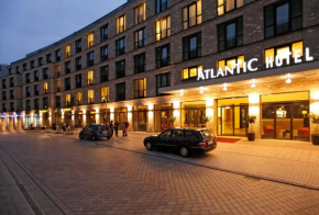 Гостиница Atlantic Hotel Lübeck  Любек