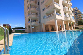 Гостиница Holiday Apartment Las Garzas  Кальпе
