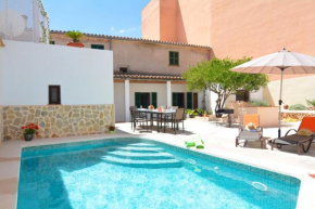 Отель Mallorca Town House with Pool  Ариань