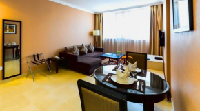 Отель Executive Suites by Mourouj Gloria, Superior Hotel Apartments  Абу-Даби