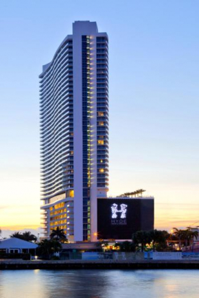 Гостиница Hyde Resort & Residences  Голливуд