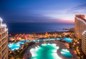 Отель Porto Sokhna Beach Resort  Айн-Сохна