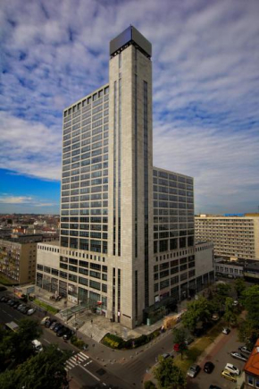 Отель Courtyard by Marriott Katowice City Center  Катовиче
