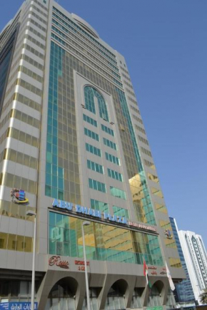Отель Abu Dhabi Plaza Hotel Apartments  Абу-Даби