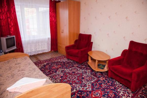 Шарыпово гостиницы