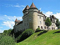 Франция, замок