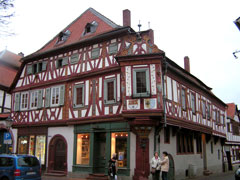 Отель, Германия